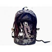 Рюкзак Adidas World Cup 114776 спортивный школьный спереди карман копия 33см х46см х 17см