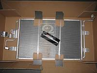 Радиатор кондиционера VAG 1J0 820 413 N (производитель Van Wezel) 03015130