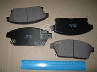 Колодка тормозной CHEVROLET CRUZE (Производство SANGSIN) SP1480