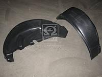 Локер Hyundai Solaris задние(лев+прав) 2011 г. Локеры