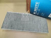 Фильтр салона MERCEDES-BENZ A-Klasse, B-Klasse (угольный) (Производство M-filter) K9037C