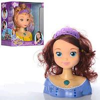"""Кукла-манекен для причесок Игровой набор парикмахер """"Sofia"""" S57"""