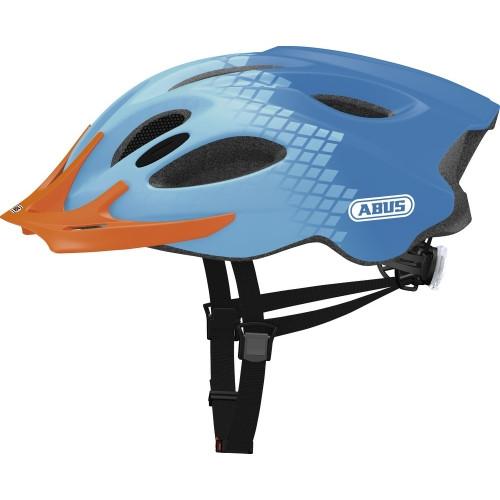 Велошлем  ABUS ADURO Diamond Blue (M)