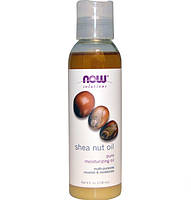 Shea Nut Oil NOW Foods 4 oz (118 ml)