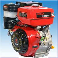 Двигатель бензиновый Weima WM190F-S (16л.с.)