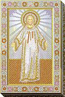 """Набор для вышивки бисером """"Иисус в белых одеждах"""""""