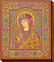 """Набор для вышивки бисером """"Икона Божьей матери Огневидная"""""""