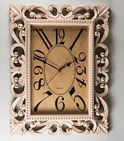 Часы настенные (46*61 см) пудра