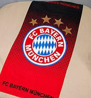 Полотенце пляжное махра-велюр 75х150 Bayern Munchen