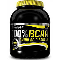 Аминокислоты ВСАА(Бца) 100%BCAA BiotechUSA 400г