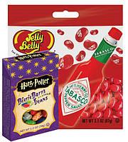 Набор конфет Harry Potter Bertie Botts Beans и Jelly Belly Tabasco