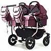 Универсальная коляска для двойни Tako Jumper DUO Classic 11