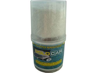Goldcar Смола полиэфирная со стекловолокном 0,25 кг