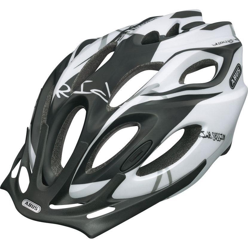 Велошлем ABUS ADURO Black White (L)