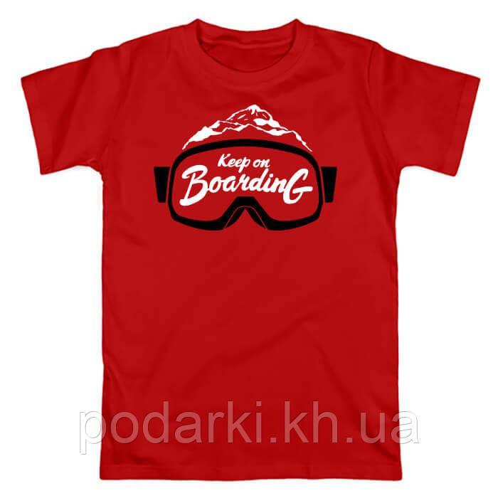 Оригинальная футболка для парня