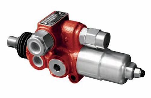 Самосвальный клапан BZD/BZV 70, 70 л