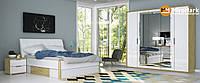 Спальня Флоренція Глянець білий-Сан маріно, фото 1