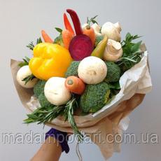 Хит сезона! Букеты из фруктов и овощей!