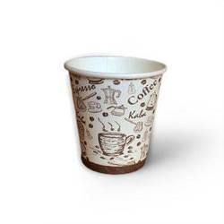 Бумажный стаканчик Coffee, 110мл., (50шт./уп.)