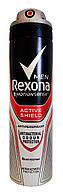 Антиперспирант аэрозоль Rexona Men Active Shield Антибактериальный эффект - 150 мл.
