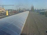 Сотовый поликарбонат Novattro 10 мм, прозрачный, фото 3