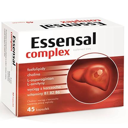 Essensal Complex Protego (Salvum) 45 caps, фото 2