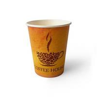 Бумажный стаканчик Coffee House, 175мл., (50шт./уп.)
