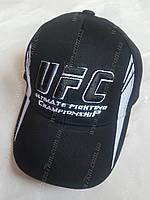 Бейсболки Подростковые UFC оптом на мальчика 54 см купить В Украине Одесса 7 КМ опт и розница