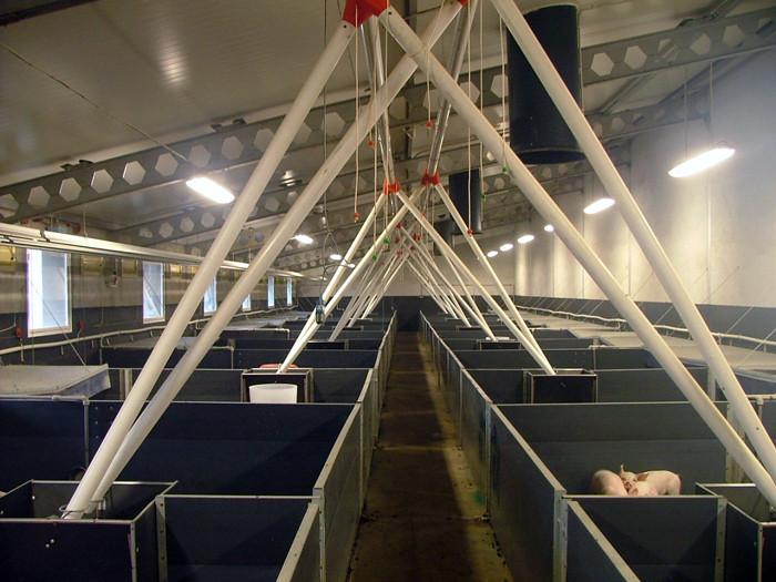 Оборудование для свинарников, оборудование для свиноводства