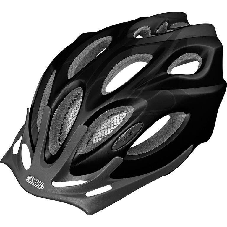 Велошлем ABUS ADURO Onyx Black (L)