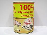 Паштет свиной Papamol Польша 390г