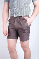 Шорты мужские выше колена 1309 (Коричневый)