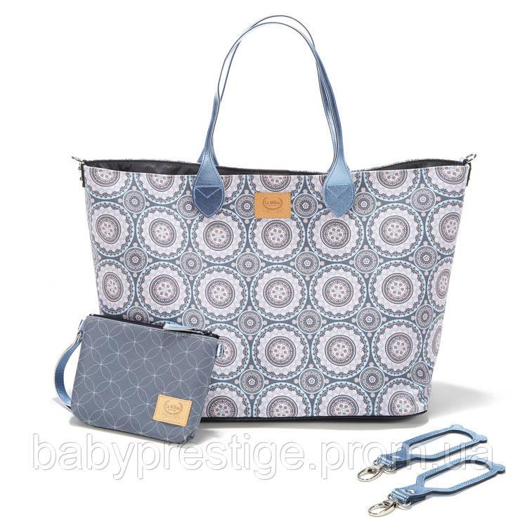Сумка для мамы La Millou Feeria - Mosaic Grey