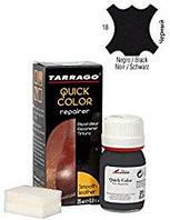 Краска для восстановления цвета Tarrago Quick Color, 25 мл, цв. черный (18)
