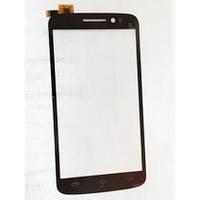 Тачскрин для Prestigio MultiPhone PAP7600 DUO. черный