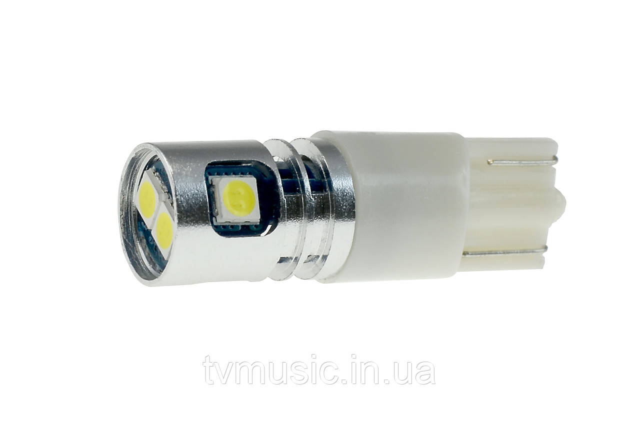 LED лампа Cyclon T10-050 CAN 3030-5 12V MJ