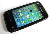 Мобильный телефон  Lenovo IdeaPhone A208T Black, фото 1
