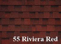 Битумная черепица Iko Biltmore Riviera Red №55