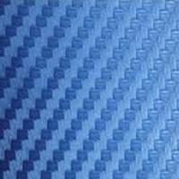 Карбоновая пленка 3D голубой 100х152 см.
