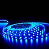 Лента светодиодная синяя LED 3528 Blue 60RW - 5 метров в силиконе!Акция, фото 4