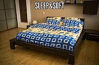 Постельное белье двухспалка Sleep&Soft
