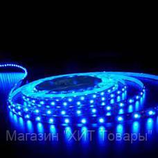 Лента светодиодная синяя LED 3528 Blue 60RW - 5 метров в силиконе!Акция, фото 2