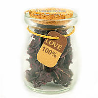 Чай китайский Каркаде цветочный Подарочный сб 30г