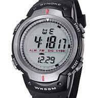 Кварцевые спортивные часы Synoke (grey)