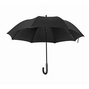 Зонт трость с карбоновым держателем под нанесение, фото 2