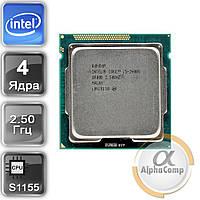 Процессор Intel Core i5 2400S (4×2.50GHz/6Mb/s1155) б/у