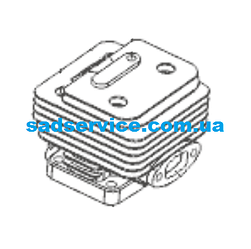 Цилиндр для мотокосы Solo 116