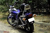 BAJAJ AVENGER 220 Plasma Blue