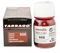 Крем-восстановитель для гладкой кожи Tarrago Quick Color, 25 мл, цв. хабано (666)