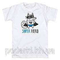 Футболка Super Hero